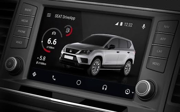 Η SEAT πρώτη με Android Auto στο Play Store
