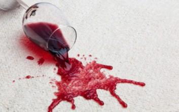 κρασι λεκες