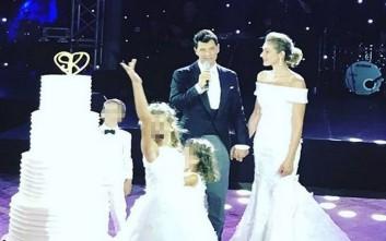 Ονειρικός γάμος για Ρουβά και Ζυγούλη