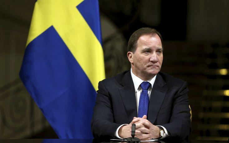 Αντιμέτωπος με ψηφοφορία εμπιστοσύνης ο πρωθυπουργός της Σουηδίας