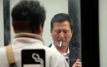 Μπλόκο στο κάπνισμα για τους Ολυμπιακούς θέλει η Ιαπωνία