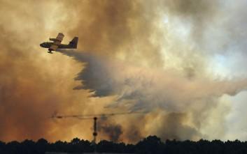 Στο έλεος των δασικών πυρκαγιών ξανά η Πορτογαλία