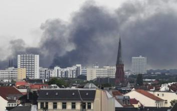 Πρωινά επεισόδια και διαμαρτυρίες ενάντια του G20 στο Αμβούργο