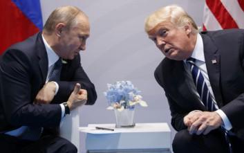 Ραντεβού Πούτιν και Τραμπ στο Βιετνάμ