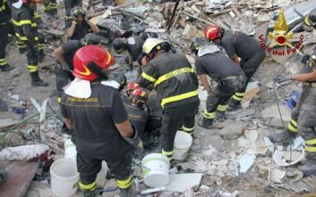 Νεκροί και οι 8 αγνοούμενοι στο κτίριο που κατέρρευσε στη Νάπολη