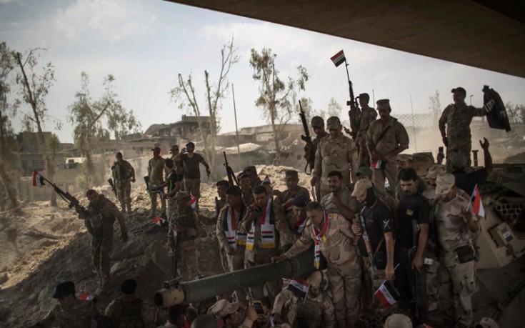 Κατατρόπωσαν τους τζιχαντιστές στη Μοσούλη, απελευθερώθηκε η πόλη