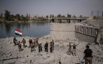 Έπεσαν οι τζιχαντιστές στη Μοσούλη, μεγάλη νίκη στο προπύργιο του Ισλαμικού Κράτους