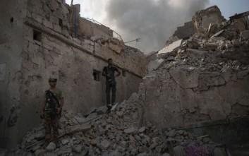Νέο μακελειό με τουλάχιστον 13 νεκρούς και 24 τραυματίες στη Μοσούλη