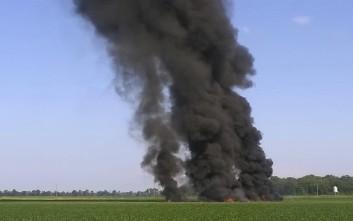 Συντριβή αεροσκάφους Αμερικανών πεζοναυτών KC-130 με 16 τουλάχιστον νεκρούς
