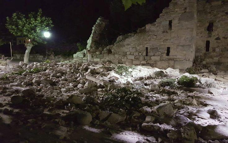 Επείγουσα ερώτηση προς την Κομισιόν για τον σεισμό στην Κω