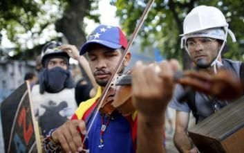 Σε ξεσηκωμό καλεί τον κόσμο η αντιπολίτευση της Βενεζουέλας