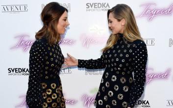 Ίδιο φόρεμα και ίδιες γόβες στην πρεμιέρα της νέας τους ταινίας