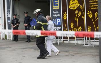 Επίθεση «μοναχικού λύκου» βλέπει η αστυνομία στο Αμβούργο