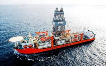 Πλησιάζει στo στόχο του το γεωτρύπανο West Capella στην Κύπρο