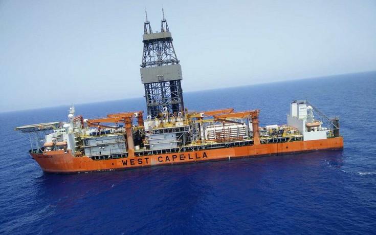 Τι θα συμβεί αν ξένο πλοίο πλησιάσει την γεώτρηση της Κύπρου