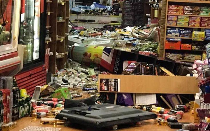 Δύο νεκροί και αρκετοί τραυματίες από τον ισχυρό σεισμό στην Κω