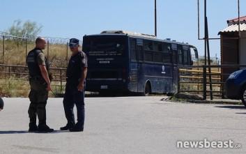 Βρήκαν φυτείες κάνναβης κοντά στο στρατόπεδο Καποτά, χειροπέδες σε 16 άτομα