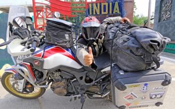 Το πέρασμα στην Ινδία παραμένει εφιαλτικό, όσο κι αν το γνωρίζεις