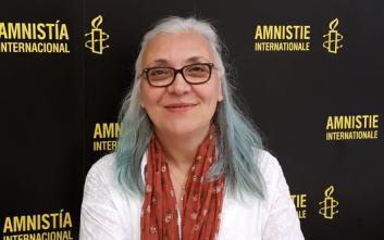 Προφυλακίστηκε η διευθύντρια της Διεθνούς Αμνηστίας στην Τουρκία