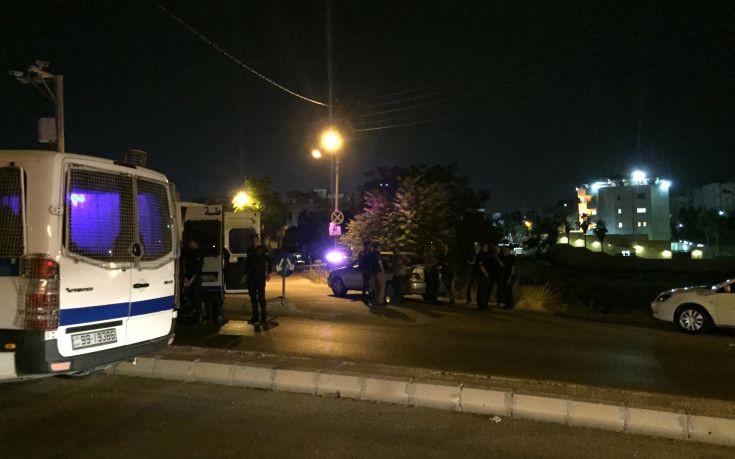 Διπλωματική ασυλία για τον φρουρό της πρεσβείας του στο Αμάν επικαλείται το Ισραήλ
