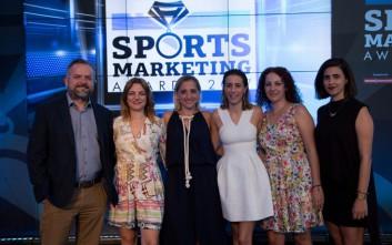Το Gold και το Silver βραβείο έλαβε η LG Electronics Hellas στα Sports Marketing Awards 2017