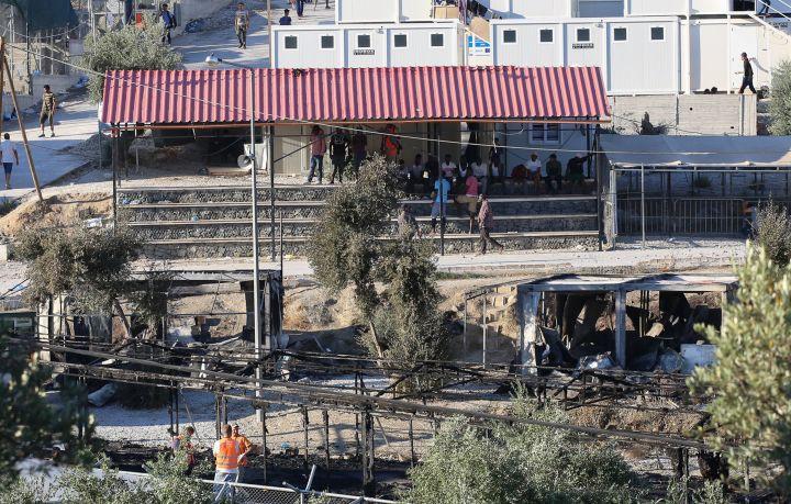 Στο νοσοκομείο 28χρονος Σύρος μετά από συμπλοκή στη Μόρια