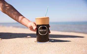 Όλες μας οι καλοκαιρινές στιγμές σε ένα ποτήρι Nescafé Frappé