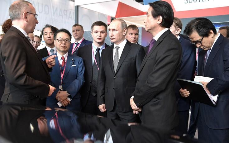 Nissan_Putin