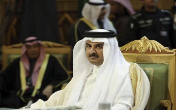 Στη Σκιάθο ο σεΐχης του Κατάρ, Ταμίμ μπιν Χαμάντ αλ-Θανί