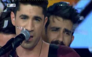 Μεγάλος νικητής του X Factor ο Παναγιώτης Κουφογιάννης