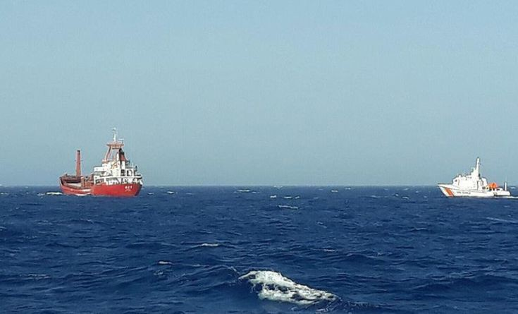 Anadolu: Η Τουρκία στέλνει πλοία στο Αιγαίο μετά το επεισόδιο ανοιχτά της Ρόδου
