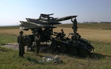 Οι αντιαεροπορικοί πύραυλοι HAWK βγήκαν στους χώρους διασποράς και κλήθηκαν έφεδροι