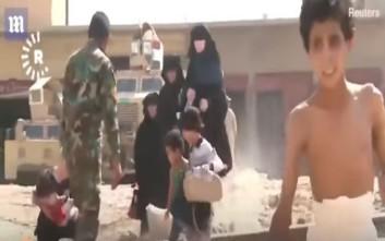 Αποστεωμένο αγόρι κρυβόταν 20 μέρες σε υπόγειο στη Μοσούλη