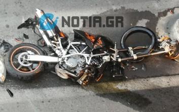 Νεκρός μοτοσικλετιστής σε τροχαίο στον Άλιμο