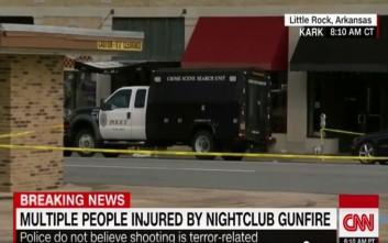 Πυροβολισμοί σε νυχτερινό κέντρο στις ΗΠΑ, 28 τραυματίες