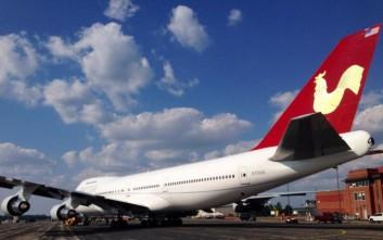 Η αεροπορική εταιρεία που δεν έχει μεταφέρει ούτε έναν επιβάτη εδώ και 27 χρόνια