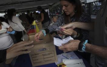 Νόθευση των εκλογικών στοιχείων στη Βενεζουέλα καταγγέλλει εταιρεία πληροφορικής