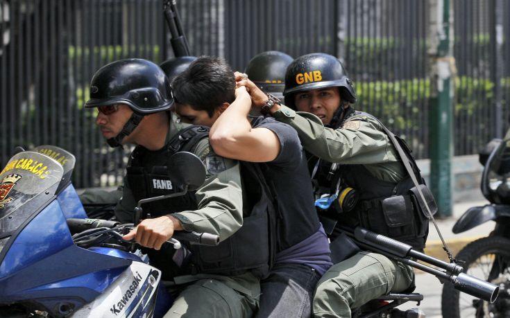 Ένας νεκρός από την επίθεση κατά στρατιωτικής βάσης στη Βενεζουέλα