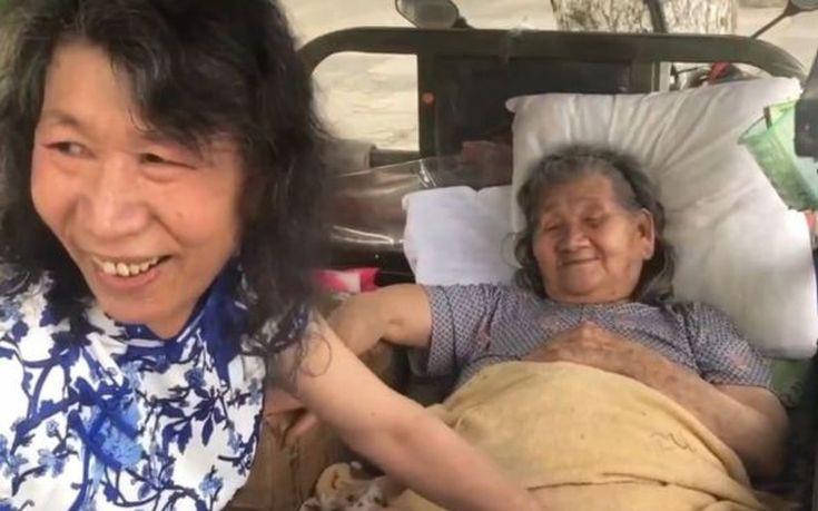 Άντρας ντύνεται επί 20 χρόνια σαν γυναίκα για την άρρωστη μητέρα του