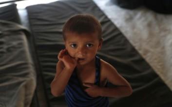 Περισσότερα από 1.100 παιδιά υποφέρουν από υποσιτισμό στη Γούτα