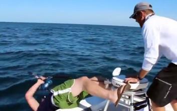 Το ψάρεμα δεν είναι εύκολη υπόθεση