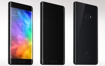 Xiaomi Mi Note 2, υψηλές επιδόσεις, κορυφαίες κάμερες και εκπληκτικός σχεδιασμός