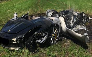 Διέλυσε την πανάκριβη Ferrari 430 Scuderia μία ώρα αφού την αγόρασε!