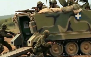 «Αναφέρω νίκη» στην θερινή εκπαίδευση των Μόνιμων Υπαξιωματικών του Στρατού
