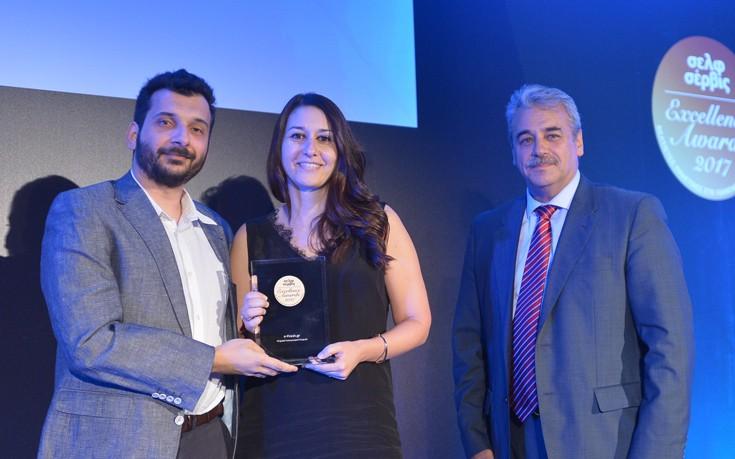 Νέο βραβείο «ψηφιακής λιανεμπορικής εταιρείας» για την e-Fresh.gr