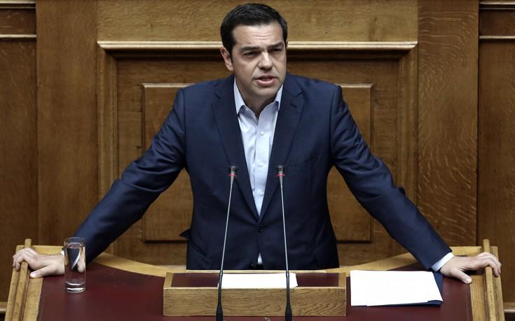 Τσίπρας: Η Τουρκία δεν ήθελε λύση στο Κυπριακό