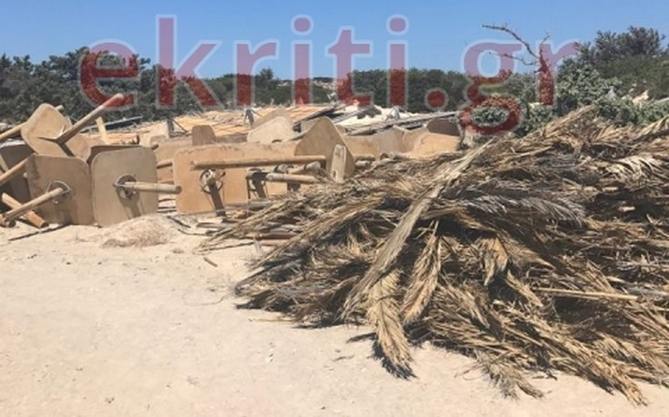 Ξηλώνονται οι καντίνες που δεν έκοψαν πάνω από 20.000 αποδείξεις στο Γαϊδουρονήσι