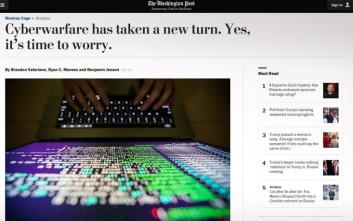 «Η αποκάλυψη της Washington Post για την ανάμιξη των ΗΑΕ στην κυβερνοεπίθεση είναι αληθής»