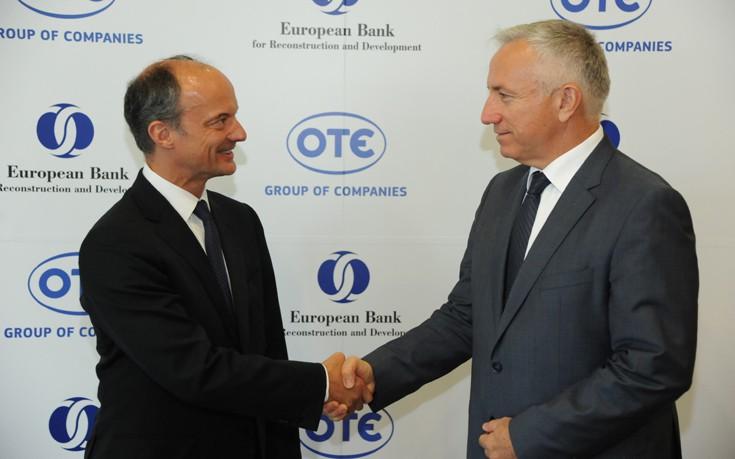 Όμιλος ΟΤΕ: Σύναψη δανειακής συμφωνίας 300 εκατ. ευρώ για τη χρηματοδότηση δικτυακών υποδομών