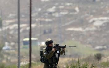 Ισραηλινοί στρατιώτες τραυμάτισαν θανάσιμα έναν Παλαιστίνιο